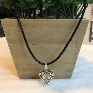Brighton Heart Necklace!
